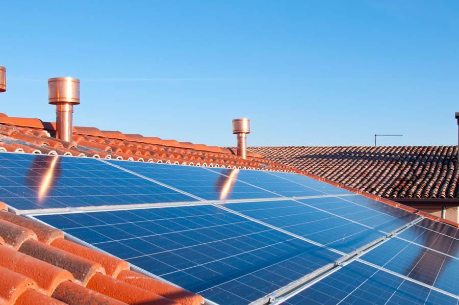 Impianti fotovoltaici civili e industriali
